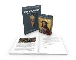 Check out our newest video study: The Eucharist in Scripture