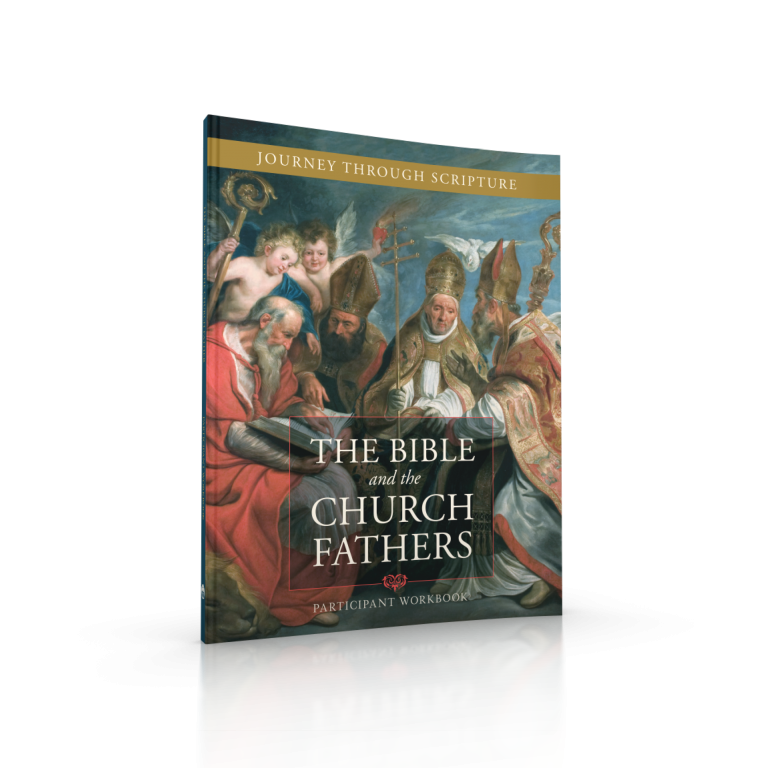 Bible and the Church Fathers Participant Workbook