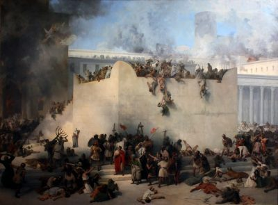 The Destruction of the Temple of Jerusalem