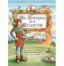 St. Conrad and the Wildfire