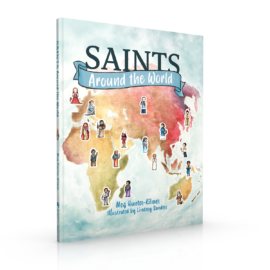 Saints Around the World - 3D Cover